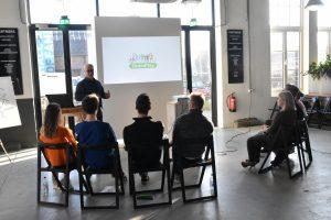 Teamplay voor Docenten, training gebaseerd op Belbinprincipes
