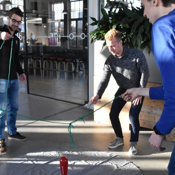 Succesvol innoveren vraagt om teamwerk
